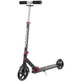 HUDORA Bold Wheel Trottinette de ville, red/black